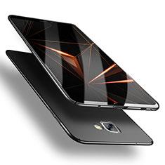 Coque Plastique Rigide Mat M03 pour Samsung Galaxy A9 Pro (2016) SM-A9100 Noir