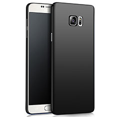 Coque Plastique Rigide Mat M03 pour Samsung Galaxy Note 5 N9200 N920 N920F Noir