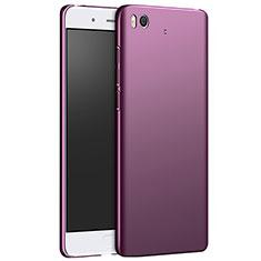 Coque Plastique Rigide Mat M03 pour Xiaomi Mi 5S Violet