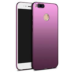 Coque Plastique Rigide Mat M03 pour Xiaomi Mi 5X Violet