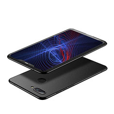 Coque Plastique Rigide Mat M03 pour Xiaomi Mi 8 Lite Noir