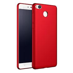 Coque Plastique Rigide Mat M03 pour Xiaomi Mi Max 2 Rouge