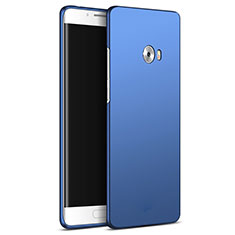 Coque Plastique Rigide Mat M03 pour Xiaomi Mi Note 2 Special Edition Bleu