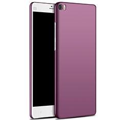 Coque Plastique Rigide Mat M03 pour Xiaomi Mi Note Violet