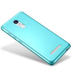 Coque Plastique Rigide Mat M03 pour Xiaomi Redmi Note 3 Pro Vert