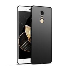 Coque Plastique Rigide Mat M03 pour Xiaomi Redmi Note 4X High Edition Noir