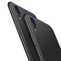 Coque Plastique Rigide Mat M04 pour Apple iPhone XR Noir