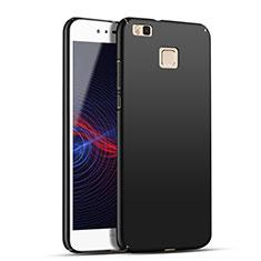 Coque Plastique Rigide Mat M04 pour Huawei G9 Lite Noir