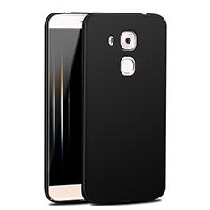 Coque Plastique Rigide Mat M04 pour Huawei G9 Plus Noir