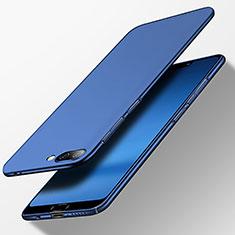 Coque Plastique Rigide Mat M04 pour Huawei Honor 10 Bleu