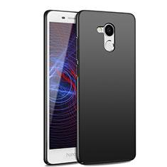 Coque Plastique Rigide Mat M04 pour Huawei Honor 6C Pro Noir