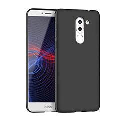 Coque Plastique Rigide Mat M04 pour Huawei Honor 6X Pro Noir