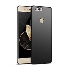 Coque Plastique Rigide Mat M04 pour Huawei Honor 8 Noir