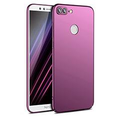 Coque Plastique Rigide Mat M04 pour Huawei Honor 9 Lite Violet
