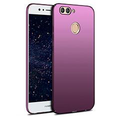 Coque Plastique Rigide Mat M04 pour Huawei Nova 2 Plus Violet