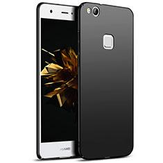 Coque Plastique Rigide Mat M04 pour Huawei P8 Lite (2017) Noir