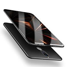 Coque Plastique Rigide Mat M04 pour Huawei Rhone Noir