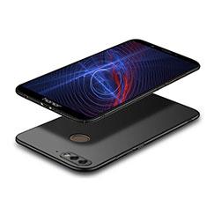 Coque Plastique Rigide Mat M04 pour Huawei Y7 (2018) Noir