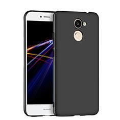 Coque Plastique Rigide Mat M04 pour Huawei Y7 Prime Noir