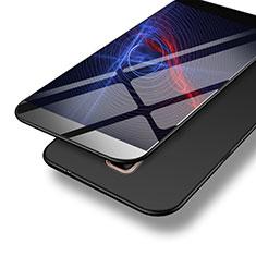 Coque Plastique Rigide Mat M04 pour Samsung Galaxy A9 Pro (2016) SM-A9100 Noir