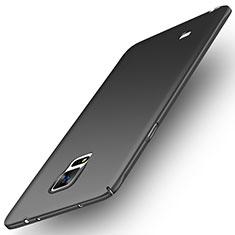 Coque Plastique Rigide Mat M04 pour Samsung Galaxy Note 4 SM-N910F Noir