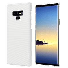 Coque Plastique Rigide Mat M04 pour Samsung Galaxy Note 9 Blanc