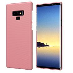 Coque Plastique Rigide Mat M04 pour Samsung Galaxy Note 9 Rose