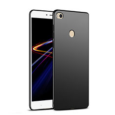 Coque Plastique Rigide Mat M04 pour Xiaomi Mi Max 2 Noir
