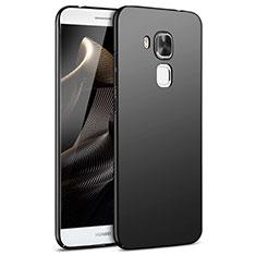 Coque Plastique Rigide Mat M05 pour Huawei G9 Plus Noir