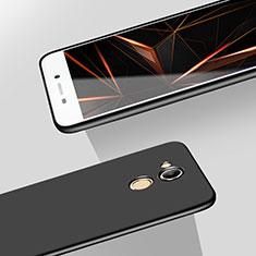 Coque Plastique Rigide Mat M05 pour Huawei Honor 6C Pro Noir
