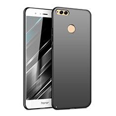 Coque Plastique Rigide Mat M05 pour Huawei Honor 7X Noir