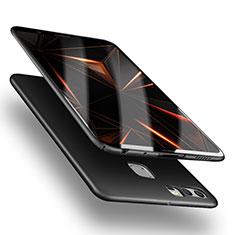 Coque Plastique Rigide Mat M05 pour Huawei P9 Noir