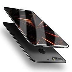 Coque Plastique Rigide Mat M05 pour Huawei Y7 (2018) Noir