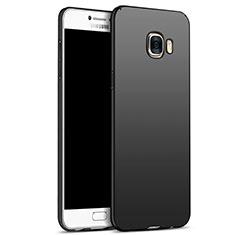 Coque Plastique Rigide Mat M05 pour Samsung Galaxy C7 SM-C7000 Noir