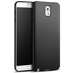 Coque Plastique Rigide Mat M05 pour Samsung Galaxy Note 3 N9000 Noir