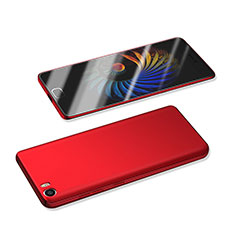 Coque Plastique Rigide Mat M05 pour Xiaomi Mi 5 Rouge