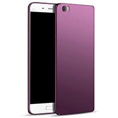 Coque Plastique Rigide Mat M05 pour Xiaomi Mi 5 Violet