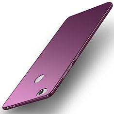 Coque Plastique Rigide Mat M05 pour Xiaomi Mi Max 2 Violet