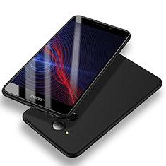 Coque Plastique Rigide Mat M06 pour Huawei Honor 6C Pro Noir