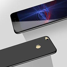 Coque Plastique Rigide Mat M06 pour Huawei Honor 8 Lite Noir