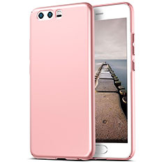Coque Plastique Rigide Mat M06 pour Huawei P10 Plus Rose