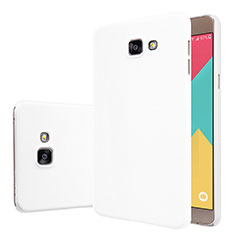 Coque Plastique Rigide Mat M06 pour Samsung Galaxy A9 (2016) A9000 Blanc