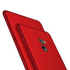 Coque Plastique Rigide Mat M06 pour Xiaomi Mi Mix 2 Rouge