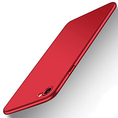 Coque Plastique Rigide Mat M07 pour Apple iPhone 8 Rouge