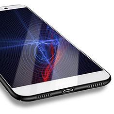 Coque Plastique Rigide Mat M07 pour Huawei Enjoy 7 Plus Noir