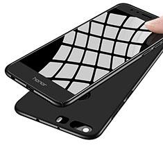 Coque Plastique Rigide Mat M07 pour Huawei Honor 8 Noir