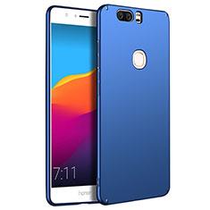 Coque Plastique Rigide Mat M07 pour Huawei Honor V8 Bleu
