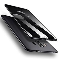 Coque Plastique Rigide Mat M07 pour Huawei Mate 10 Noir