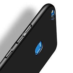 Coque Plastique Rigide Mat M07 pour Huawei P8 Lite (2017) Noir