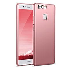 Coque Plastique Rigide Mat M07 pour Huawei P9 Rose
